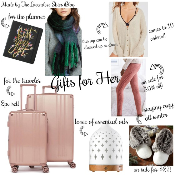 collage gifts for her