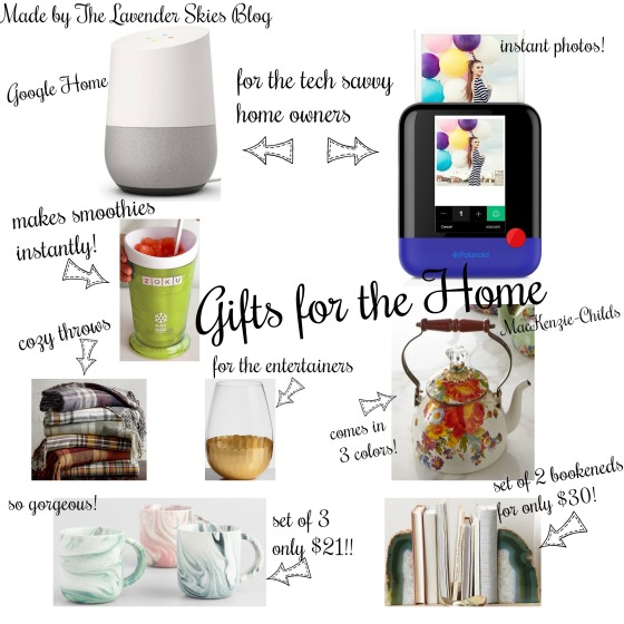 collage home gifts